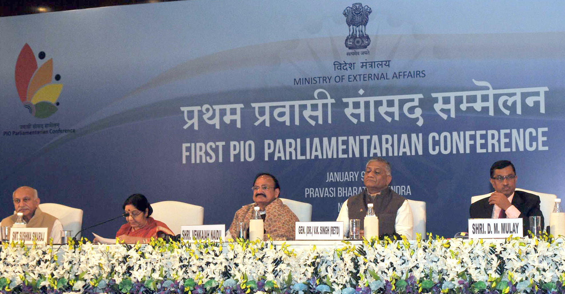 You are permanent ambassadors of India, Modi tells PIO parliamentarians