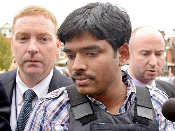 Raghunandan Yandamuri, a native of Andhra Pradesh, was found guilty on two counts of first degree murder.