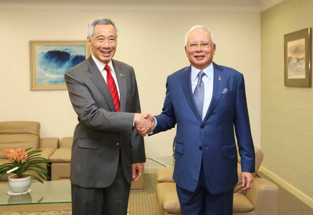 Malaysia, Singapore ink bilateral agreement on RTS