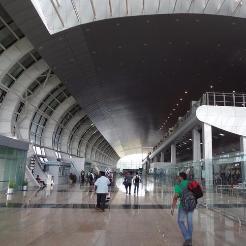 The NRI between Arrival & Departure