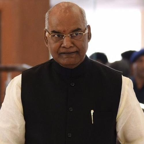 Here's how Ram Nath Kovind became President of India