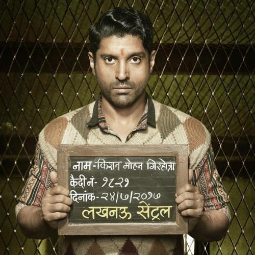 'Lucknow Central' first look: Farhan Akhtar as jail convict