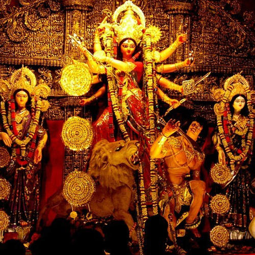 Navratri - Durga and Rama: The myths, history and rituals of the nine-day Hindu festival