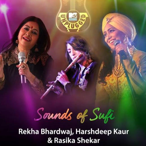 Powerful singing trio: Rekha Bharadwaj, Harshdeep Kaur and Rasika Shekar in Singapore's first ever MTV Unplugged