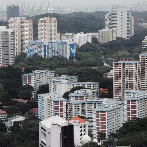 Resale volume of HDB flats recorded lowest in seven months during September