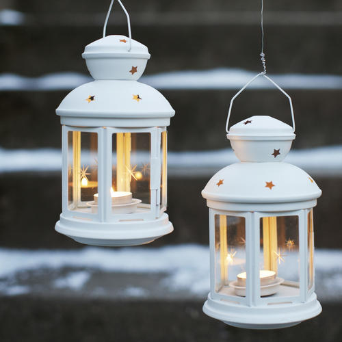 Lighten up your festive season with IKEA's dazzling lighting range