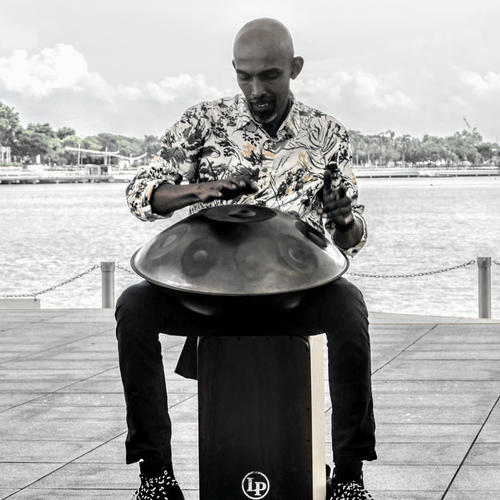 In Spotlight: Gentle giant of percussion Mohamed Noor