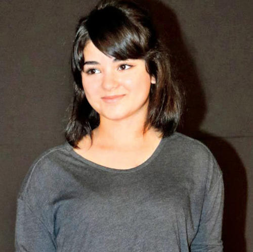 Don't call Aamir Mr Perfectionist, call him Mr Passionate: Zaira Wasim