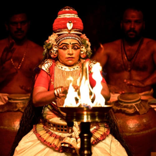 In Pics: Koodiyattam - India's Oldest Living Theatre Tradition in Singapore