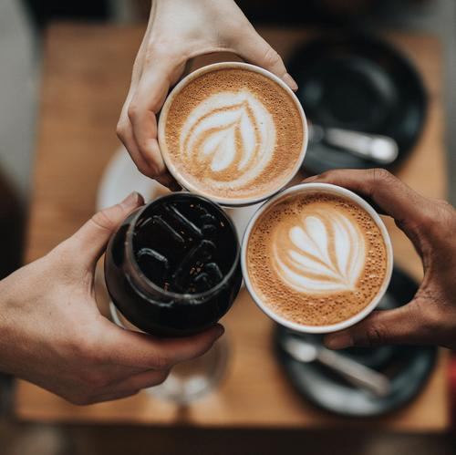 Satisfy your coffee cravings in Little India in Singapore