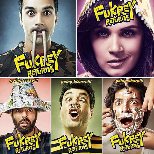'Fukrey Returns' gears up for second wind at box office