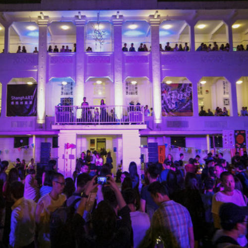 Singapore decked out in riot of colours for art week
