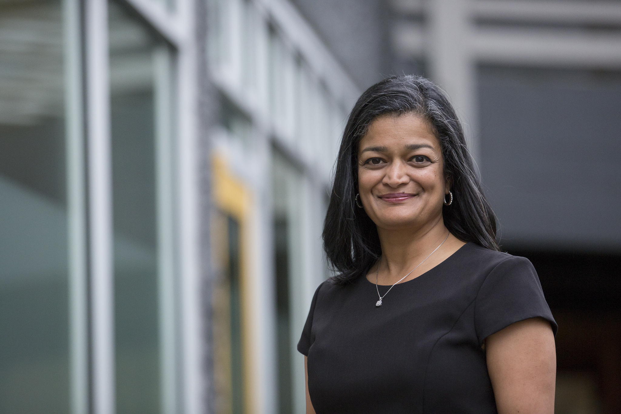 Pramila Jayapal Is the First Indian-American Woman in the U.S. House of Representatives