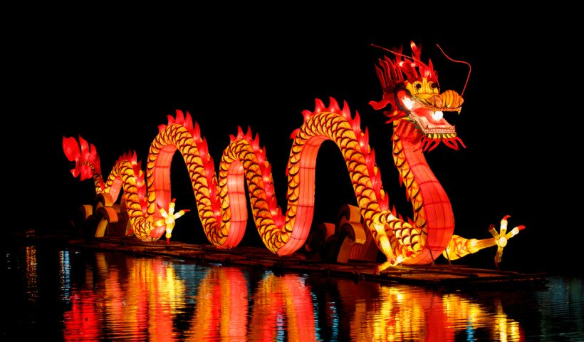 Chinese New Year celebrations in Singapore