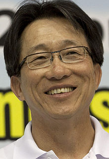 Manpower Minister Lim Swee Say