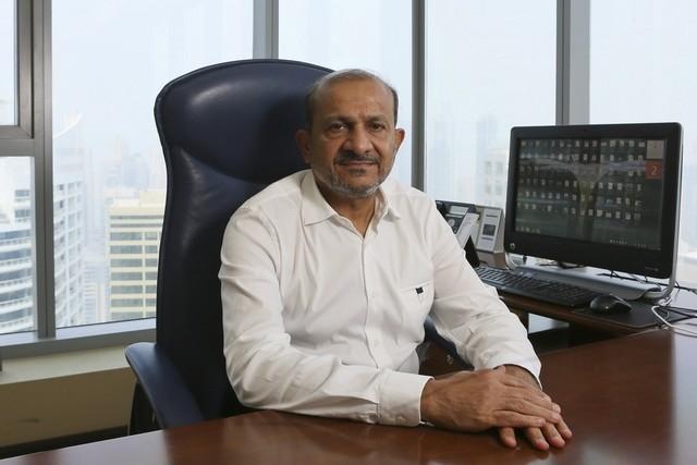 Indian businessman Firoz Merchant