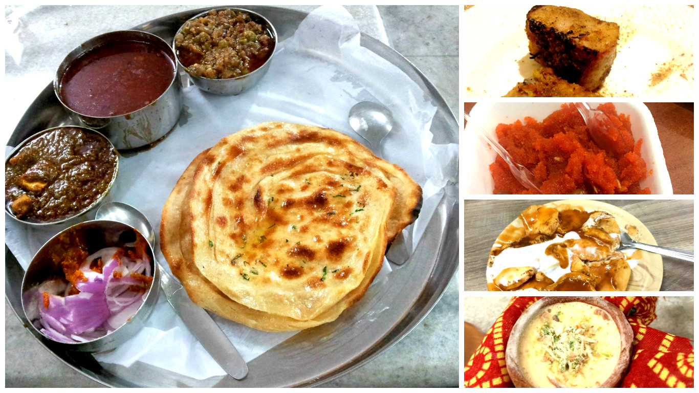 Amritsar food trail