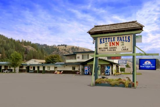 Kettle Falls Inn in Washington
