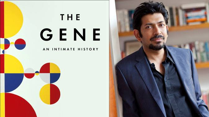Pulitzer prize winning Indian American writer Siddhartha Mukherjee