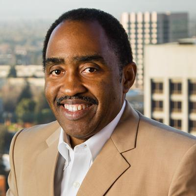 Emmett Carson- CEO of the Silicon Valley Community Foundation