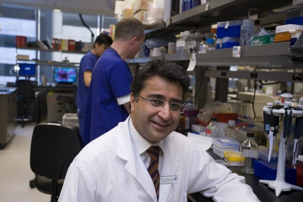 Dr Keshavjee in Canada