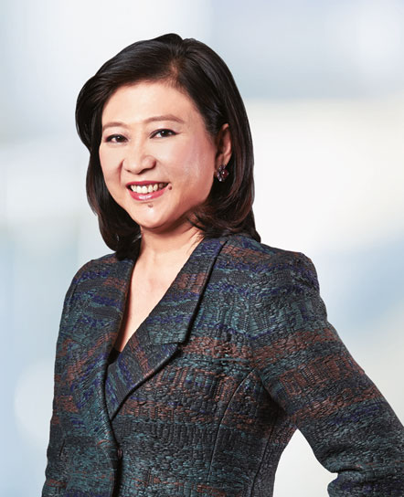 Chua Sock Koong, Singtel Group CEO
