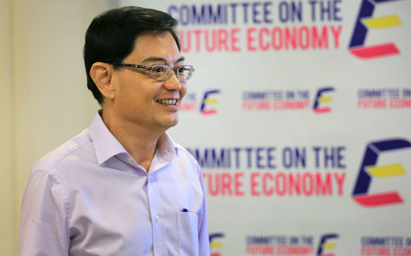 Heng Swee Keat, Co-Chair of CFE and Minister for Finance