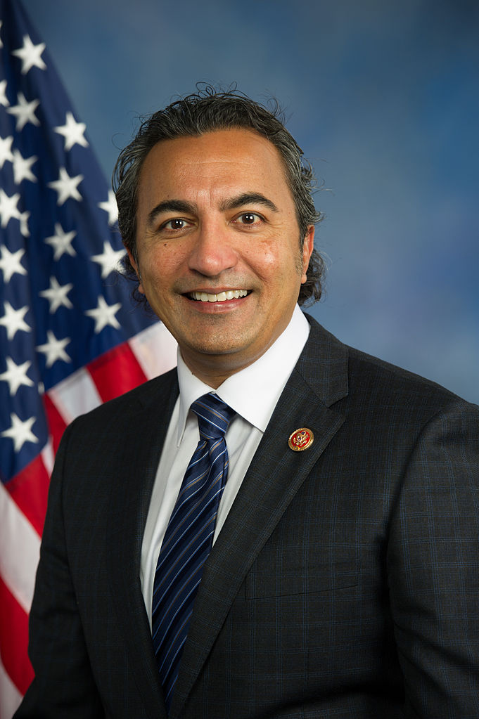 Indian-American representative for California Ami Bera
