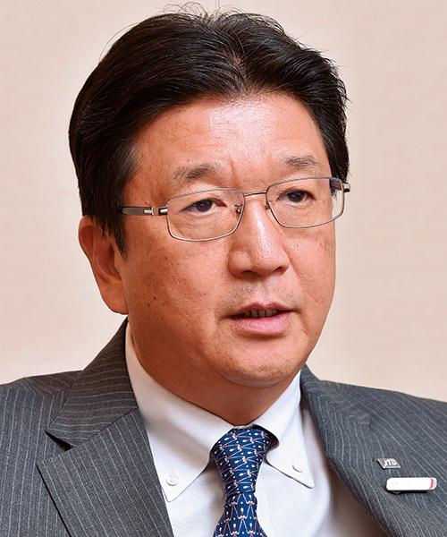 Hiroyuki Takahashi, JTB's president & CEO