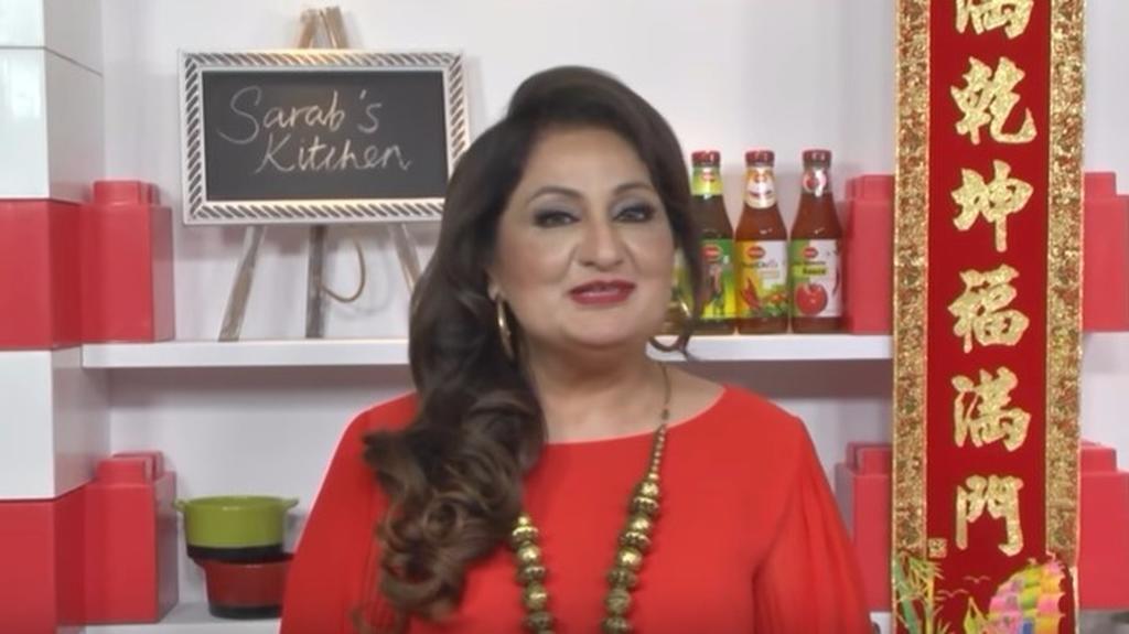 Sarab Kapoor