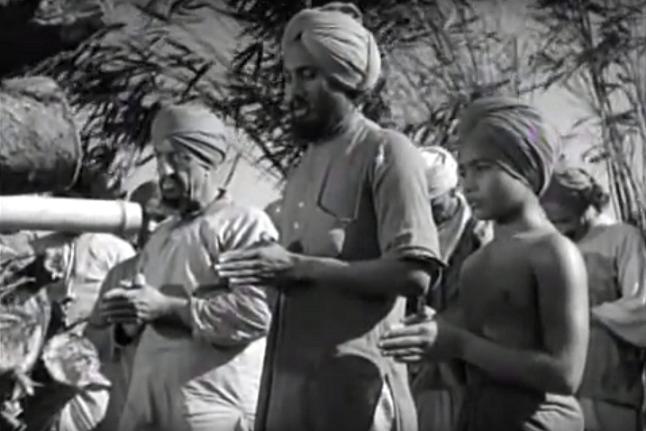 Udham Singh-Elephant Boy