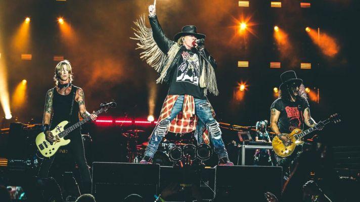 Guns N' Roses – Not in This Lifetime Tour