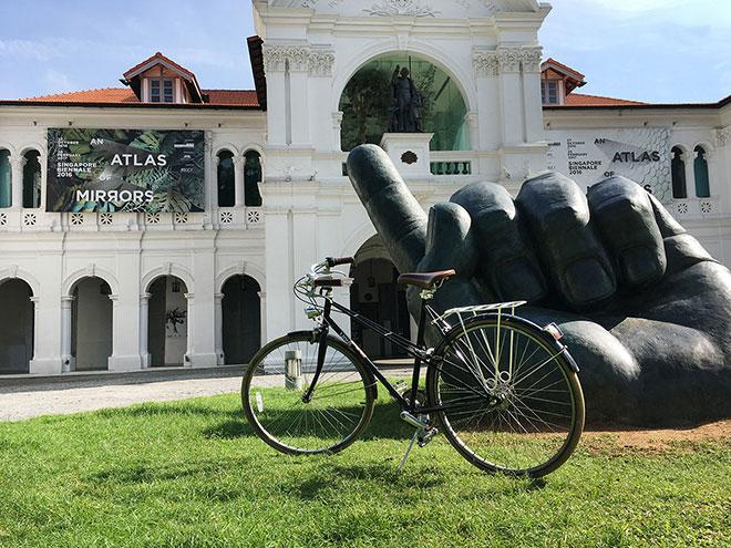 Biennale on Wheels