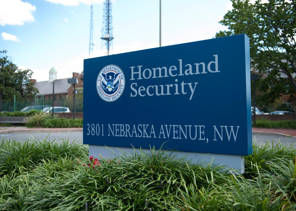 Department of Homeland Secutiry