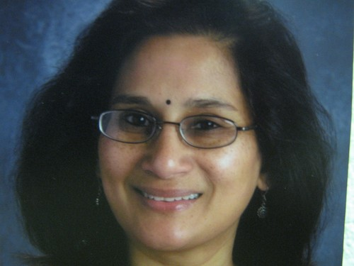 Usha Reddi is a teacher in the Manhattan-Ogden school district.