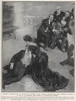 Sir Curzon Wyllie's assassination