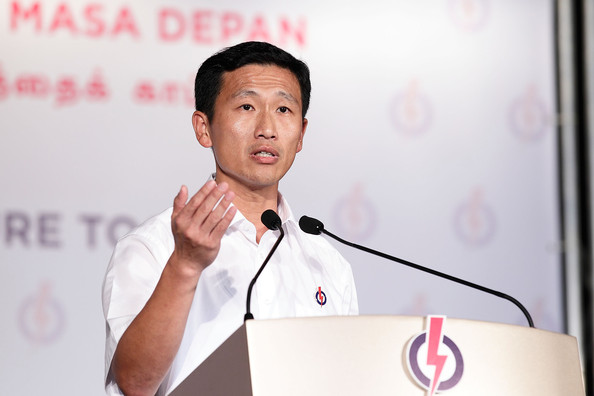 Ong Ye Kung, Minister for Education (Higher Education and Skills) in Singapore.