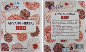 Anyang Herbal Red