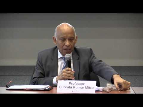 Professor Subrata Mitra,ISAS,connectedtoindia
