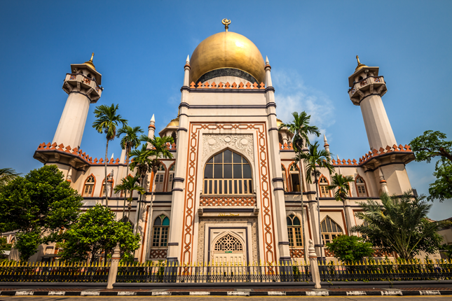 Sultan Mosque at Kampong Glam