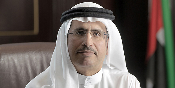 Saeed Mohammed Al Tayer, MD and CEO of DEWA,