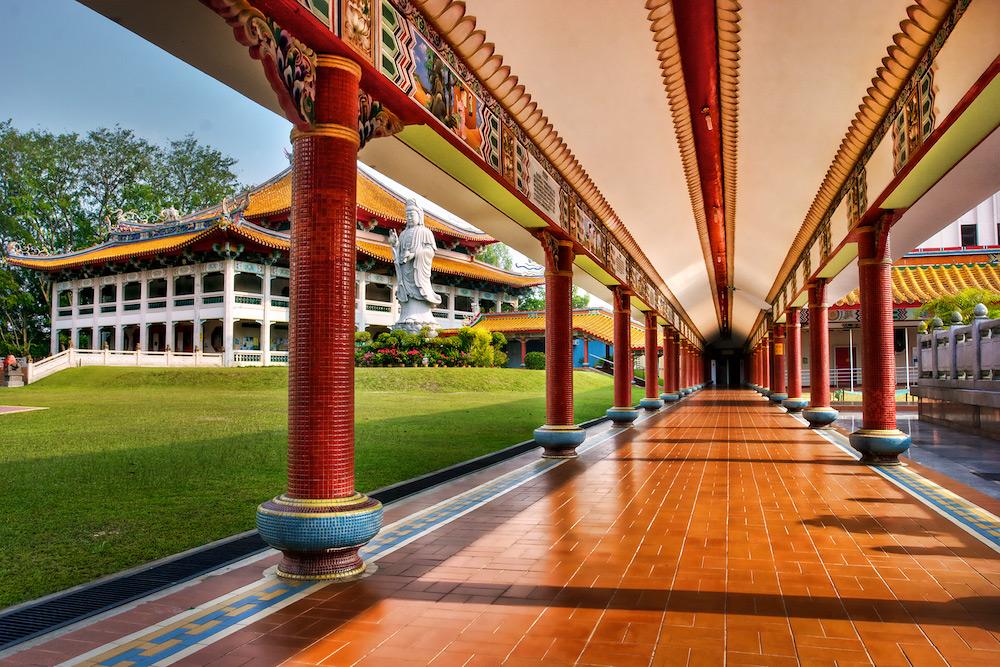 Kong Meng San Phor Kark See Monastery has issued environmental friendly guidelines for Qingming Festival.