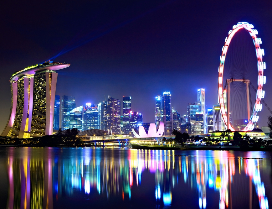 Singapore has beaten Silicon Valley in global startup talent.