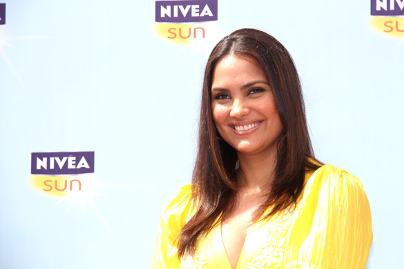 Lara Dutta will play an NRI single mother.