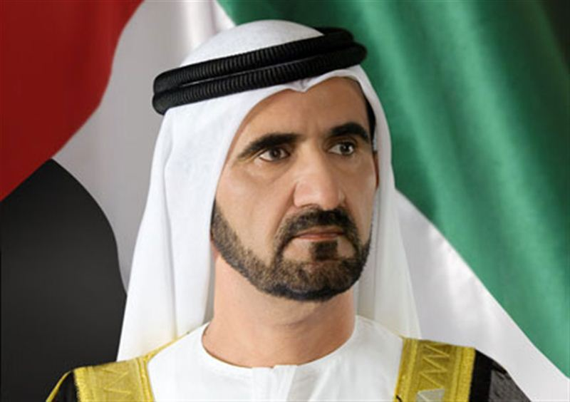 Sheikh Mohammed bin Rashid Al Maktoum, Vice President and Prime Minister of the UAE and Ruler of Dubai