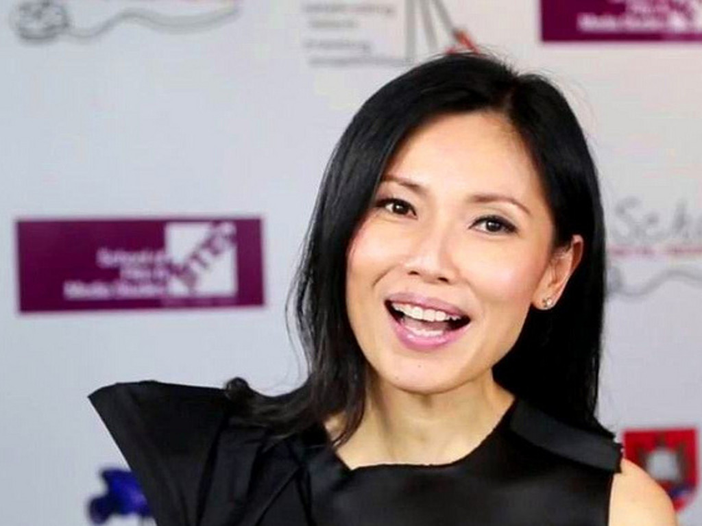 Former TV personality Sharon Au