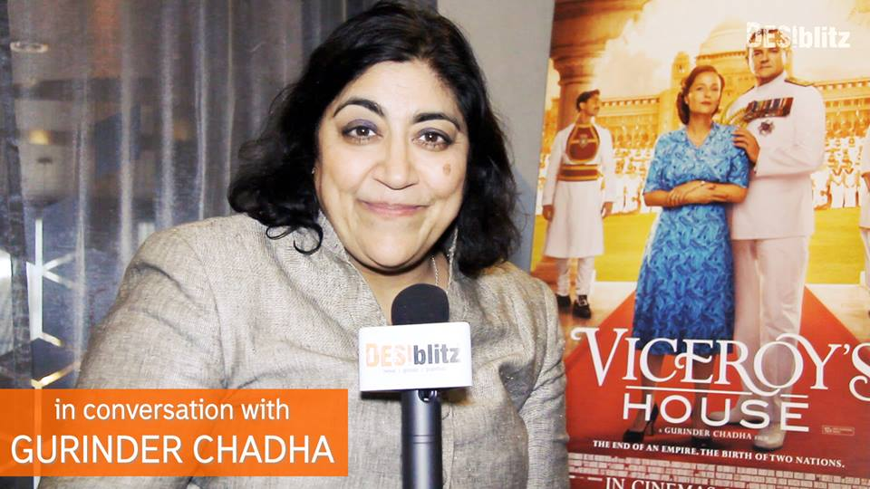 Gurinder Chadha's latest film is about the events in the government leading up to Partition.