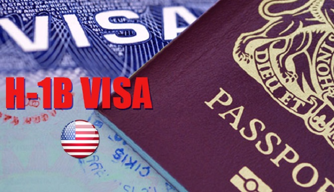 H-1B visa is a non-immigrant visa that allows American firms to employ foreign workers