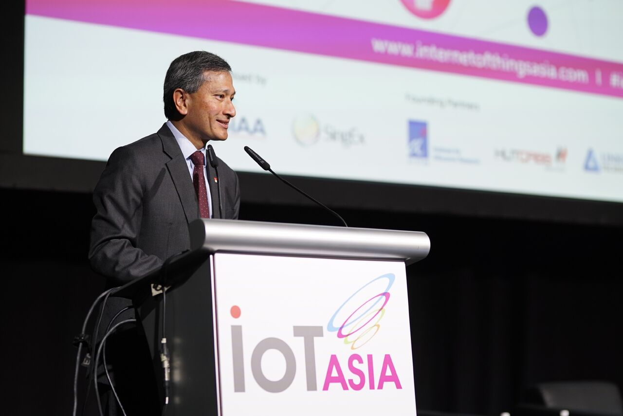 Photo courtesy: IoT Asia 2017