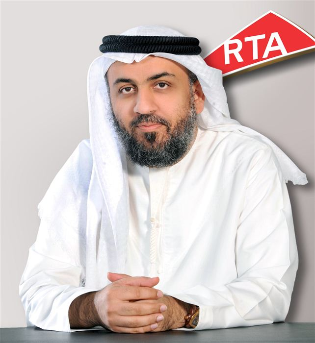 Dr. Yousef Al Ali, CEO of Dubai Taxi Corporation (DTC)